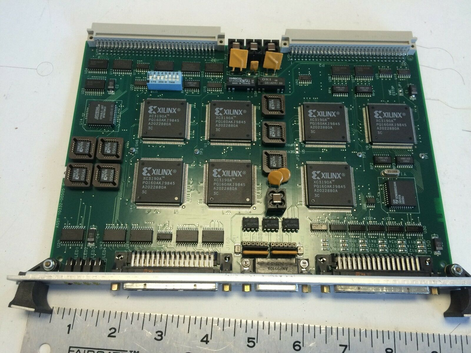 ADEPT JOINT INTERFACE PC MODULE EJI 10332-00505 1033200505 REV D