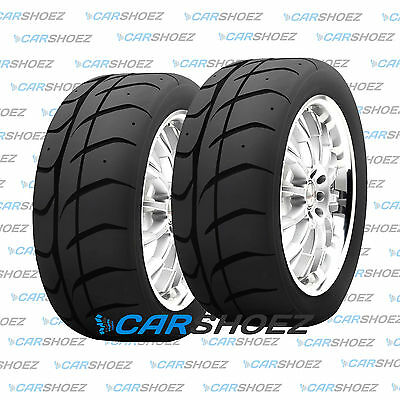 2 New 205 50 15 Nitto NT01 Tires 205/50ZR15 2055015