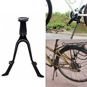 Support-de-Bicyclette-Fixation-Centrale-Bequille-Double-Jambe-Accessoire-de-Velo