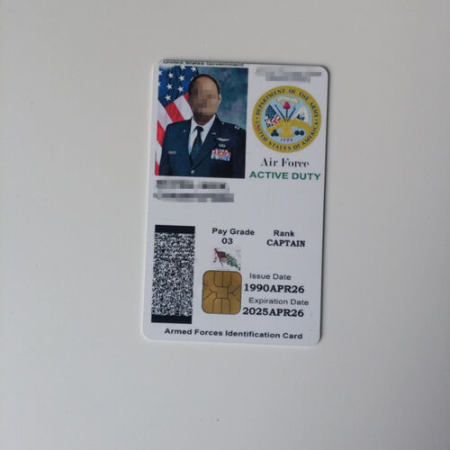 20PCS ISO 7816 Blank White Chip Card Sle4428 Inkjet PVC IC Contact Smart Card