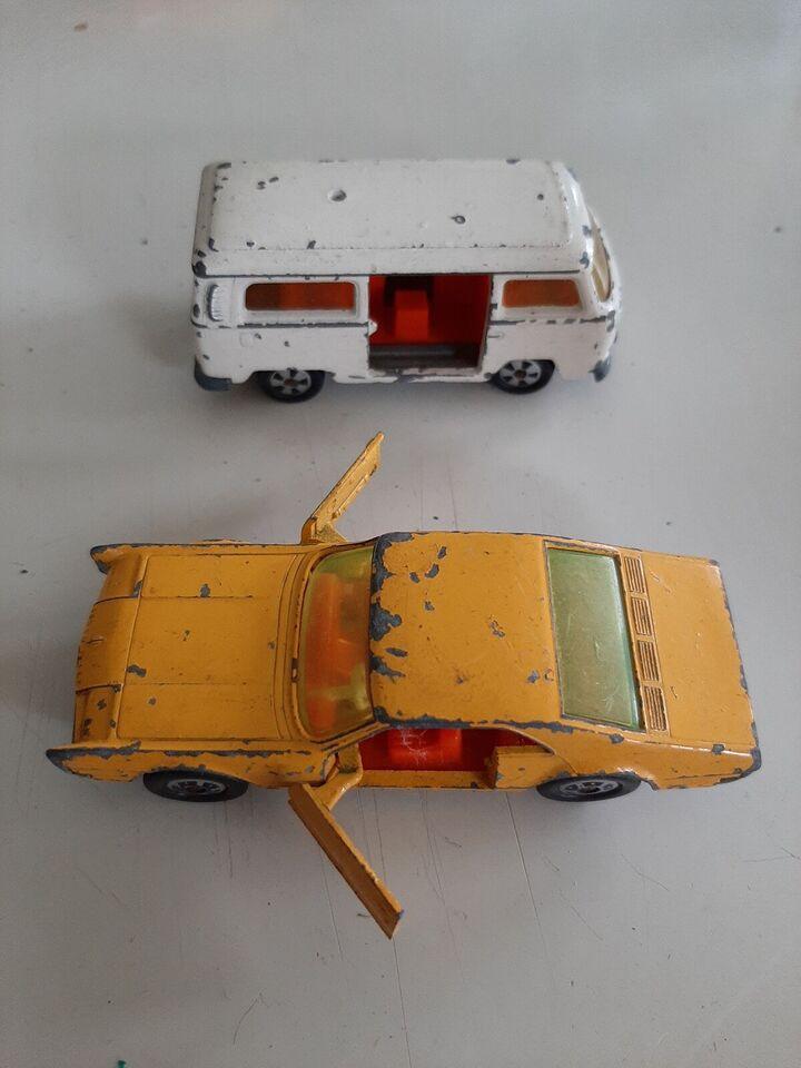 Oldsmobile Tornado og VW Bus, Siku