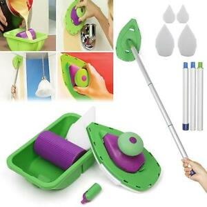 Point-And-Paint-Roller-and-Tray-Set-Household-Painting-Brush-Decorative-Tools-D
