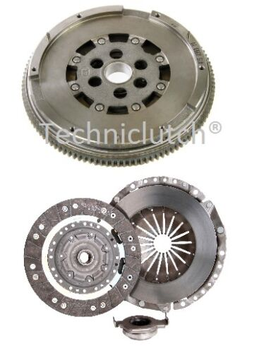 DUAL MASS FLYWHEEL DMF AND CLUTCH KIT FOR FIAT DOBLO CARGO 1.9 JTD