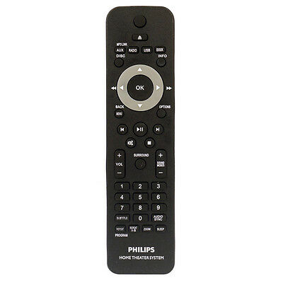 Replacement Remote Control for Philips HTS3367