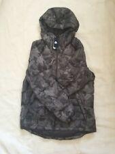 689ff52fe044 Nike NSW Down Fill Hooded Jacket Men 806857-010 Black Grey Regular ...