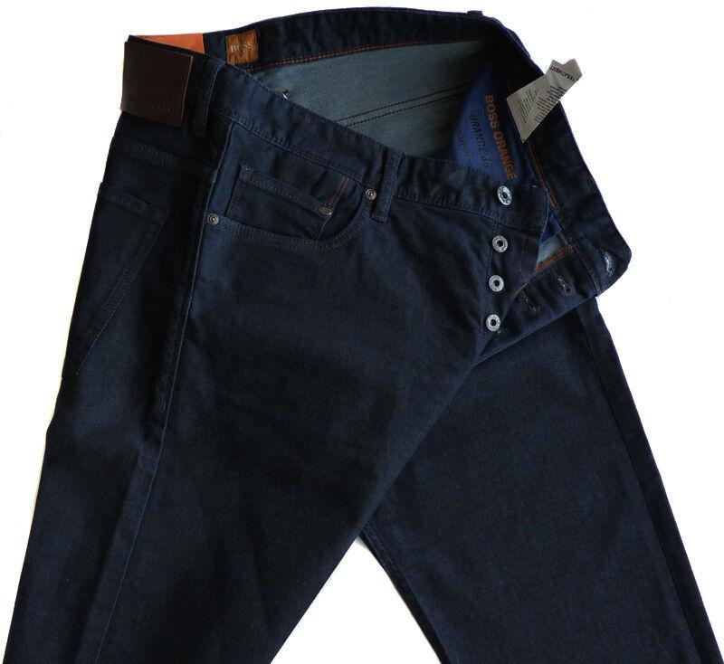 Hugo Boss Stretch Jeans W32 L34 orange89 Home 50290362 Regular Tapered