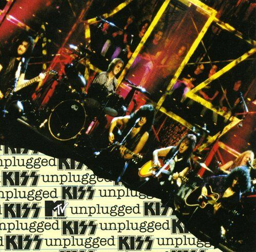 1 of 1 - Kiss - Unplugged [New CD]