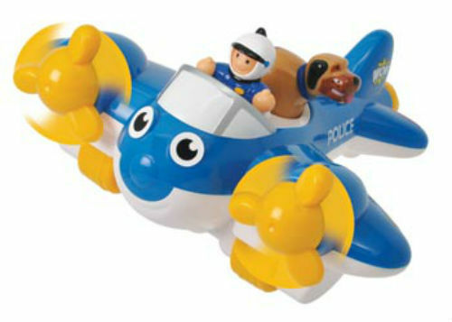 1 of 1 - WOW Toys - Police Plane Pete