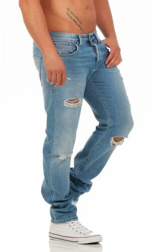 Jack /& Jones Mike vintage bl734 used Comfort Fit Jeans Hommes Pantalon