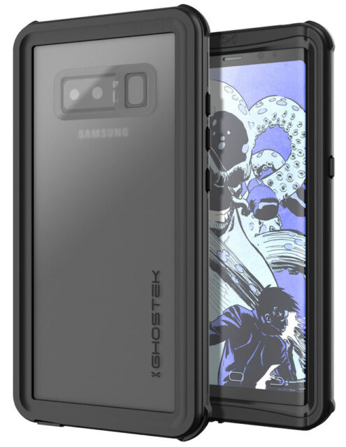 reputable site 3e0d1 9860f For Galaxy Note 8 Case   Ghostek NAUTICAL Heavy Duty Shockproof Waterproof  Cover