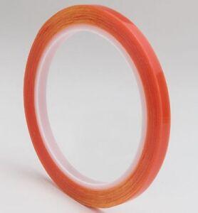 Extra-sticky-tape-Doppelseitiges-Klebeband-stark-haftend-transparent-6-mm-x-10-m