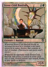 Stone-Cold Basilisk FOIL | NM | Unhinged | Magic MTG