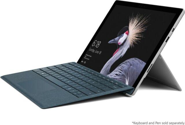 "Microsoft Surface Pro 1807 5 LTE i5 7300U 2.6Ghz 8gb 256GB 12.3"" TOUCHSCREEN w10"