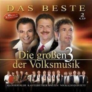 DIE-GROSSEN-3-DER-VOLKSMUSIK-034-DAS-BESTE-034-2-CD-NEU
