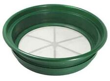 Hand Sifting Pan Screen For Fine Sand Or Gold For 5 Gallon Bucket Panning Dish