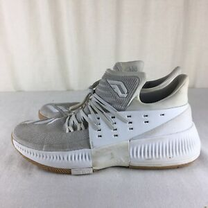 brand new fead8 883a9 Image is loading Adidas-Men-s-Dame-3-12-5-Damian-