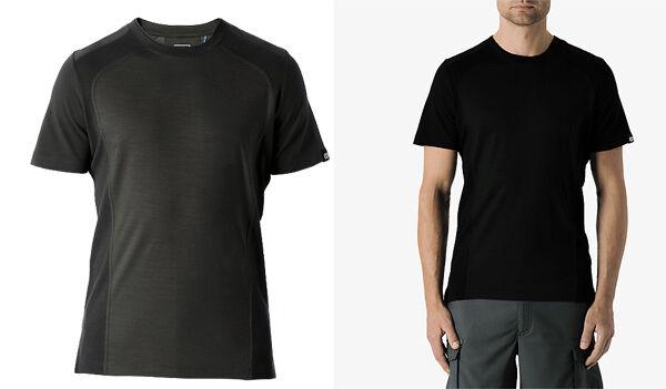 rotA Rewoolution - TRIP Mens T-Shirt SS - 140 g m² Merino