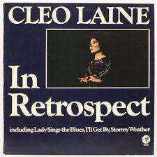 IN RETROSPECT  CLEO LAINE Vinyl Record