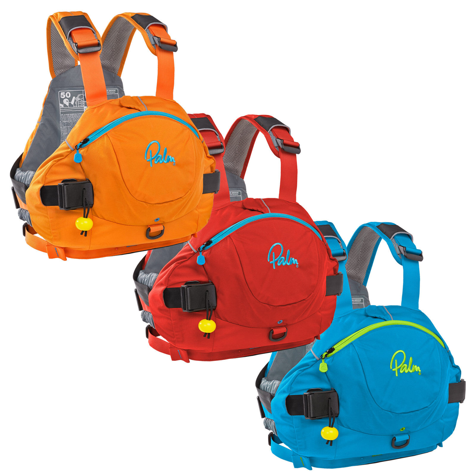 Palm FXr PFD   BA   Buoyancy Aid with Rescue Belt Ideal for Kayak Surf Freestyle