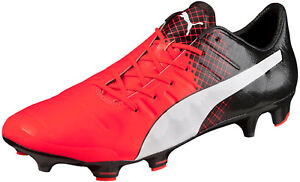 3 1 calcio Scarpe da Evopower rosse Firm Puma uomo da Ground wp4PpnqR0g