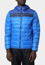 MERU Hooded Down Jacket. Men's XL. RRP 120 Euros! Ski coat insulated mountain