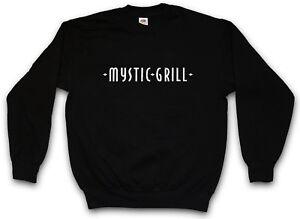 Pullover Grill The Logo Bar Imbiss Diaries Mystic Restaurant Vampire Falls gwH5Hq4