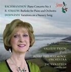 Rachmaninov, Strauss, Dohn nyi: Works for Orchestra & Piano (CD, Sep-2014, Somm)