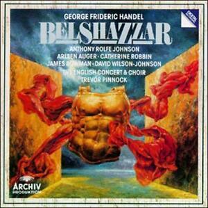Risultati immagini per handel belshazzar archiv