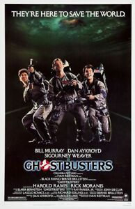Ghostbusters 35mm Film Cell strip very Rare var_e
