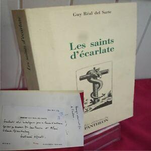 Chargement De Limage En Cours LES SAINTS D 039 ECARLATE Guy Real Del