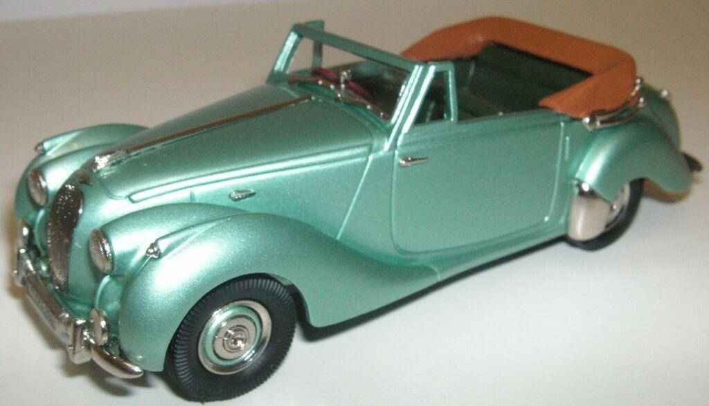 Lansdowne LDM58 - 1949 Lagonda 2.6 Litro Drophead 1 43 Metal biancao