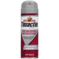 Tinactin Antifungal Athletes Foot Powder Spray 4.60 Oz