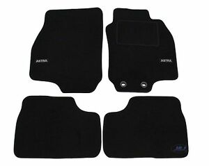 G Floor Mats >> Lukop003 Tailored Black Floor Car Mats With Logo Vauxhall