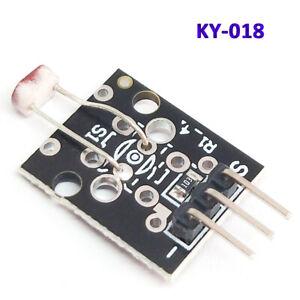 Optical-Sensing-Light-Detection-KY018-Module-Photoresistor-Sensor