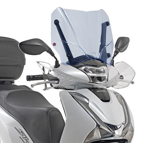 Windschutzscheibe Ice Givi D1155BL Honda Sh 125-150ie