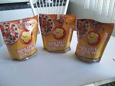 New Monk Fruit In The Raw 100% Natural Zero Calorie Sweetener 3x 4.8 oz FreeShip