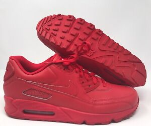 Details about NIKE AIR MAX 90 ID REDRED SZ 12.5 [931902 994]