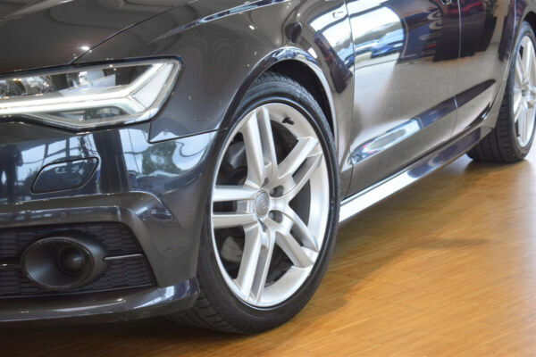 Audi A6 2,0 TDi 190 Ultra S-line Avant Str - billede 4