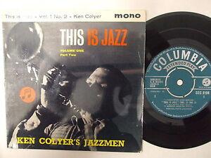 SEG-8104-Ken-Colyer-039-s-Jazzmen-This-Is-Jazz-Volume-1-Part-2
