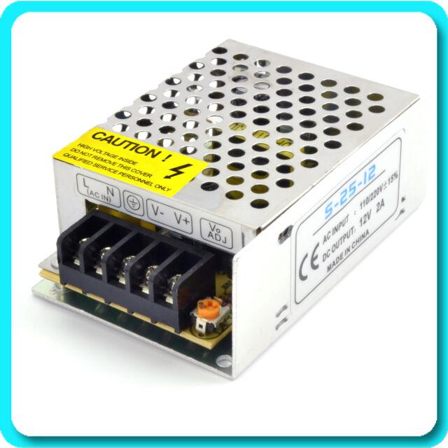 12V 1A 2A 5A 10A 15A 20A 25A 30A AC/DC Transformer LED Driver For Bulbs Strips
