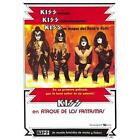 KISS Meets the Phantom of Park Poster Movie Spanish 27 x 40 In - 69cm 102cm Gene Simmons Ace Frehley Paul Stanley Peter Criss Anthony Zerbe