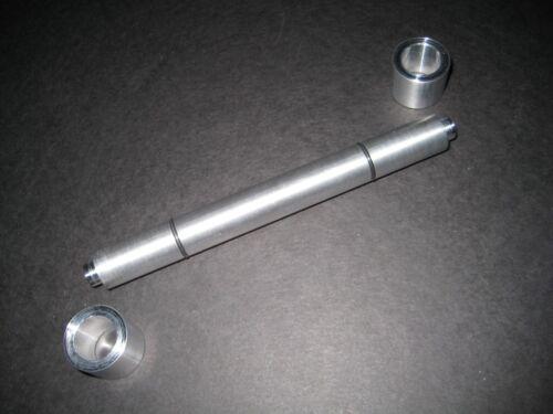 MTB Tools 15mm x 100mm Thru Axle 5mm QR Wheel Adapter For 135mm Fat Bike Fork