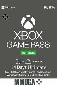 Xbox Game Pass Ultimate - 14 días Suscripción Xbox One 360 Código Digital UE/ES
