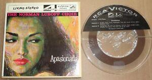 THE-NORMAN-LUBOFF-CHOIR-Apasionada-RCA-Reel-4-Track-FTP-1077
