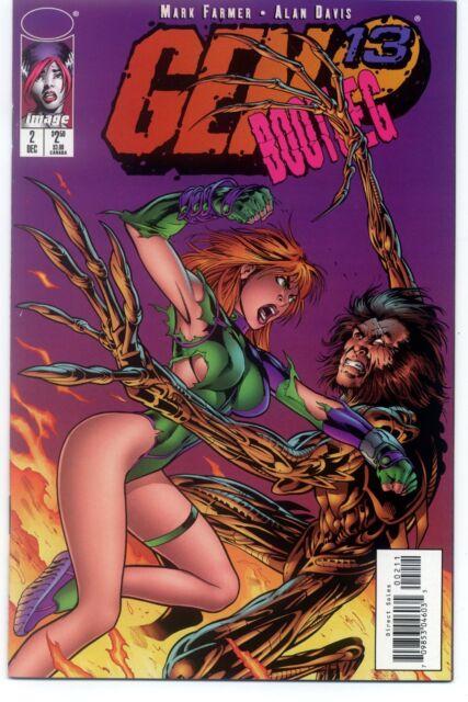 GEN 13 BOOTLEG (1996) #2 Image Comics VF/NM