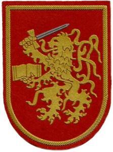 Portugal-Guardia-Nacional-Republicana-suboficials-Chief-academia-de-policia-Parche-EB0459