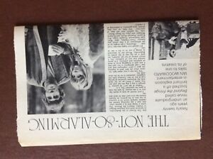 F1d Ephemera 1970s article peter cook hound of the baskervilles - Leicester, United Kingdom - F1d Ephemera 1970s article peter cook hound of the baskervilles - Leicester, United Kingdom