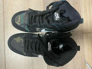 Nike-SB-Dunk-High-Pro-Camo-Iguana-Sz-8-5-Going-for-240-00-Stock-x