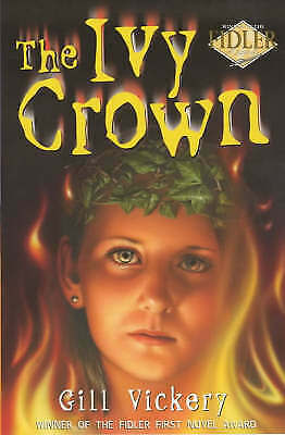 Vickery, Gill, The Ivy Crown, Very Good Book