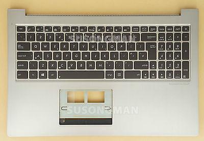 NEW ASUS UX52V UX52vs Backlit Keyboard UK Palmrest Touchpad CASE